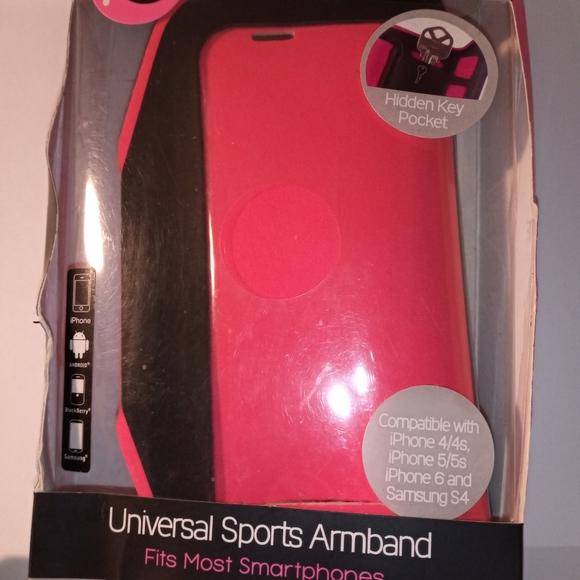 Universal sports armband,